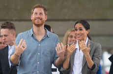 Prince Harry's giving up the drink to support Meghan during her pregnancy... it's The Dredge