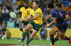 Bernard Foley eyes World Cup after re-signing with Wallabies, Waratahs