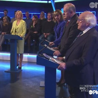 As it happened: Casey attacked over Traveller comments in first six-way TV debate