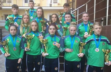 Irish boxers depart European Juniors with two gold, three silver and eight bronze medals