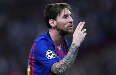 Barcelona know when quiet captain Messi is angry - Abidal