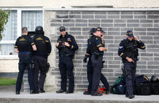 Convicted rapist arrested after day-long armed stand-off at Dublin estate