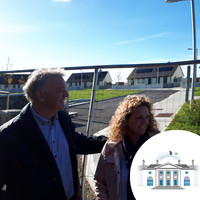 Peter Casey denies racism as he travels to site of Traveller dispute - but says it's not his issue to solve