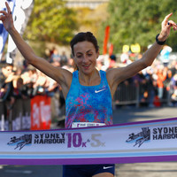 Ireland's second fastest marathon runner ever on representing Australia and realising her potential at 41