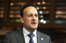 Leo Varadkar: Brexit isn't a storm; it's the political equivalent of climate change