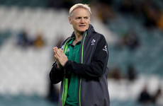 'It was like I had a little Joe Schmidt on my right shoulder yelling at me': Mike Ross on his former gaffer