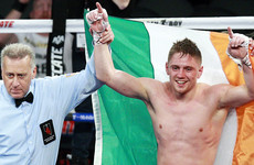 Quigley emerges victorious after serious scrap with veteran Hernandez