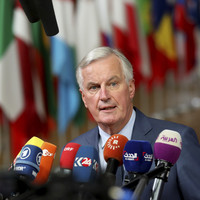'The answer is yes': EU's Michel Barnier says Irish border issue could sink Brexit deal