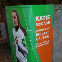 Katie McCabe's portrait and more tweets of the week