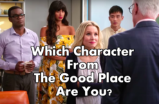 Which Character From The Good Place Are You?