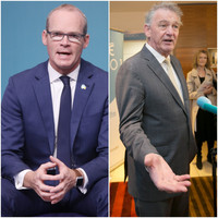 'He's trying to raise his profile': Tánaiste dubs Casey's campaign as 'irresponsible politics'