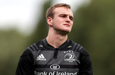 Cullen acutely aware of outside interest in Leinster talent as he wishes McCarthy well