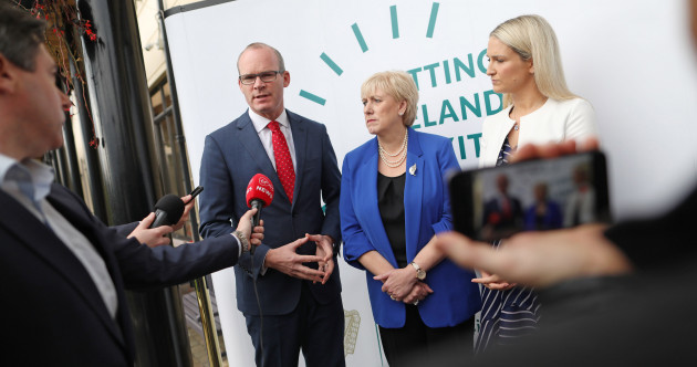 Tánaiste: 'Some in the UK don't seem to get it. Nobody is talking about building a wall'