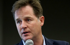 Facebook hires former UK Deputy Prime Minister Clegg to head up global policy