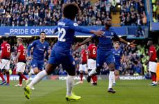 LIVE: Chelsea v Manchester United, Premier League