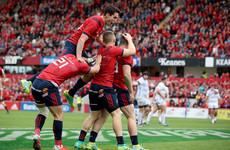 LIVE: Munster v Gloucester, Champions Cup