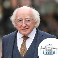 PSNI 'reject' claim from Michael D Higgins about security escort to Belfast
