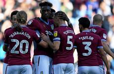 New Villa boss Smith gets off to a winning start, Leeds miss chance to go top