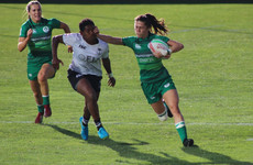 Ireland women defeat Fiji in final World Rugby 7s group game