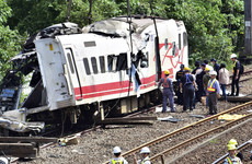 Taiwan investigating train crash that killed 18 and injured 187 people
