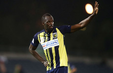 A-League contract offer to Usain Bolt worth 'much less' than he expected