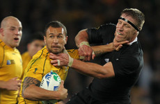 Quade Cooper takes swipe at Brad Thorn after signing for Melbourne Rebels
