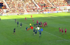 Toulouse's stunning winning try against Leinster started with clever homework