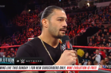 WWE star Roman Reigns reveals battle with leukemia