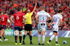 Cipriani and Castres back row Vaipulu to face hearing tomorrow following red cards