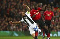 As it happened: Man United vs Juventus, Champions League