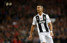 Cristiano Ronaldo returns to Old Trafford as Juventus too good for Man United