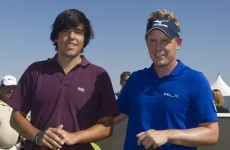 Chip off the old block: Young Ballesteros to follow in the spiked footsteps of Seve