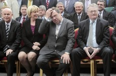 """Lenihan's """"intense"""" meeting with FF backbenchers"""