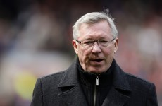 'It's all down to this game' -- Fergie relishing crucial derby