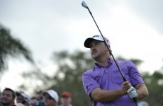 G-Mac in touch at Zurich Classic