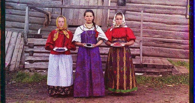 From the archives: Life in the Russian Empire