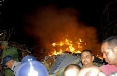 Plane crashes in Pakistan and Cuba kill 90