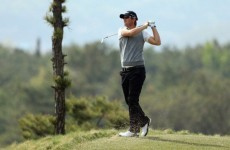 Wiesberger on track for Ballantine's victory