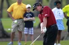 Dufner surges into Zurich Classic lead