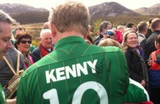 Mount Enda Pic of the Day