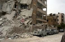Explosions rock north-western Syrian city Idlib