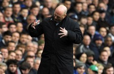 AUDIO: Blackburn fan still believes, breaks down in tears on radio