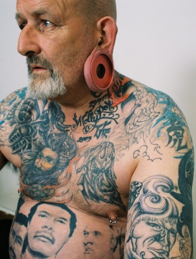Older people with tattoos? INK to make you think…