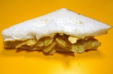 The burning question*: Crisp sandwiches - right or wrong?