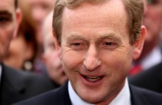 Fine Gael won't support government over budget: Kenny