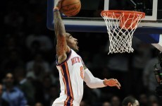 VIDEO: This dunk by JR Smith is eye-wateringly good