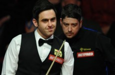 Rocket takes control of semi-final against Matthew Stevens