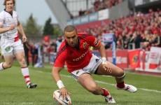 As it happened: Munster v Ulster, RaboDirect Pro12