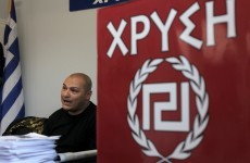 Exit polls show far-right party set for Greek parliament
