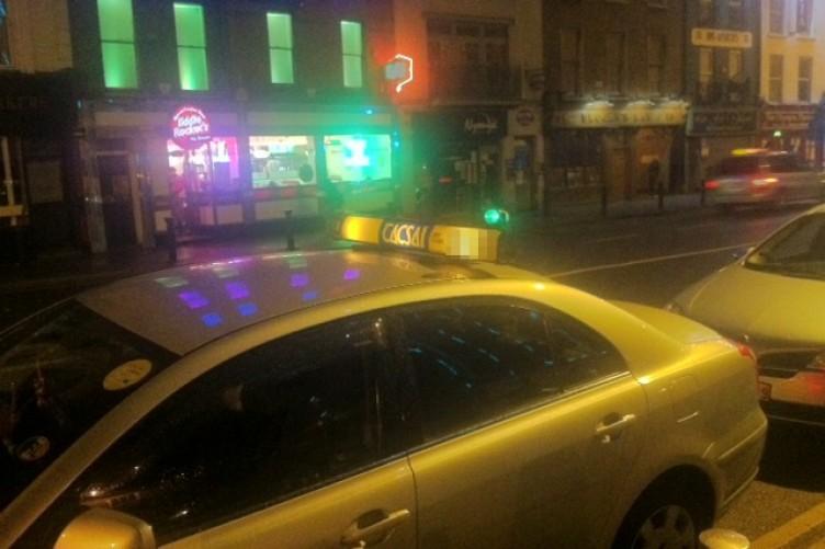 Dame Street, Dublin